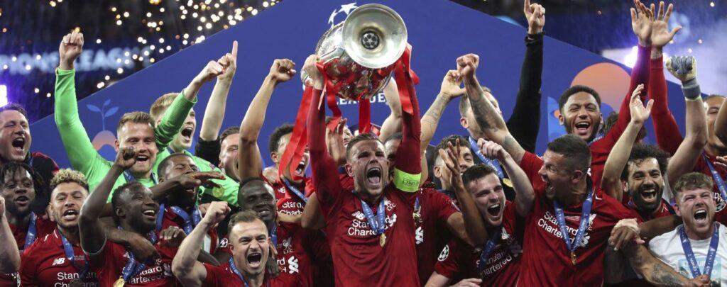 «Ливерпуль» 2:0 «Тоттенхэм», победа в финале Лиги чемпионов 2018-19