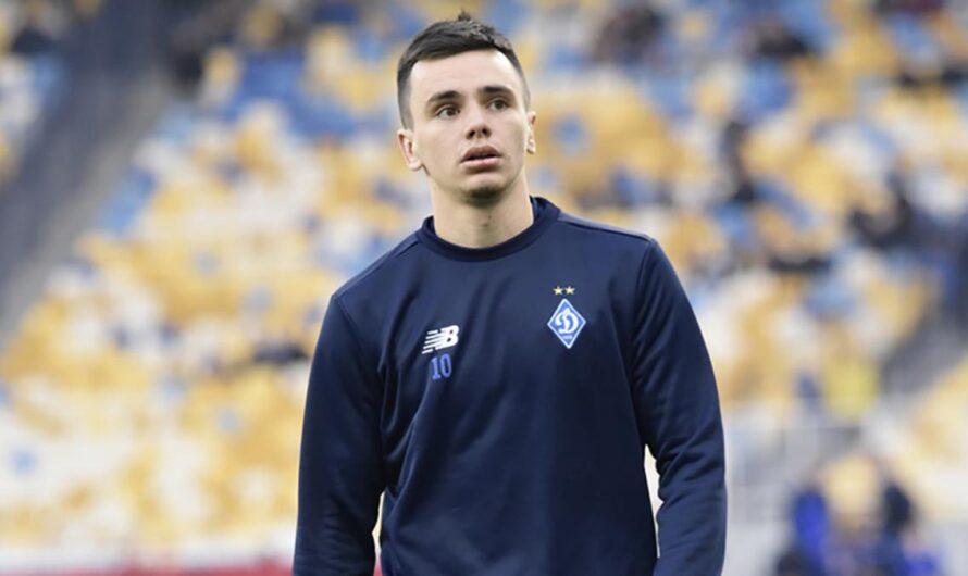Фанаты «Динамо» признали Шапаренко лучшим игроком клуба по итогам мая