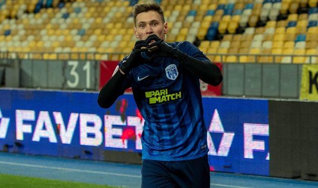 Александр Филиппов («Десна»): 1-е место в рейтинге игроков-открытий УПЛ 2019/20 по версии редакции «Football-Man».