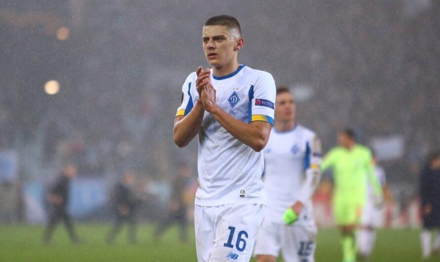 «Милан» все ещё интересуется Виталием Миколенко
