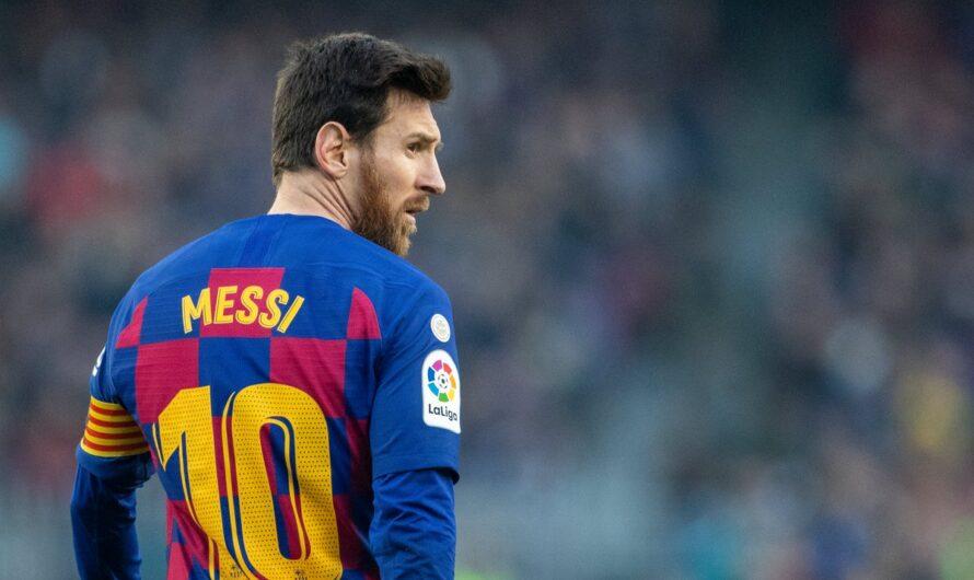 Месси не поможет «Барселоне» в матче против «Динамо»