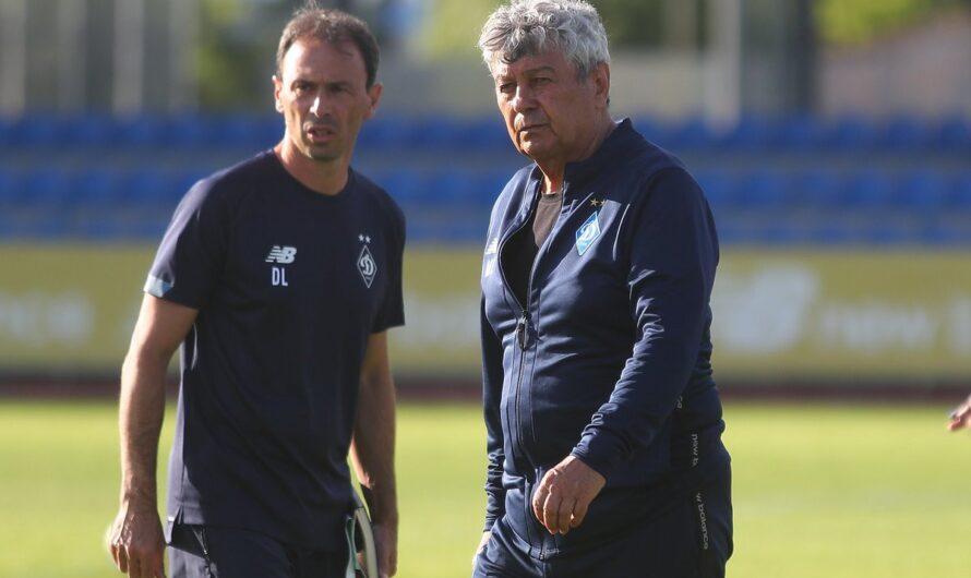 В следующем сезоне «Динамо» будет играть под руководством Мирчи Луческу