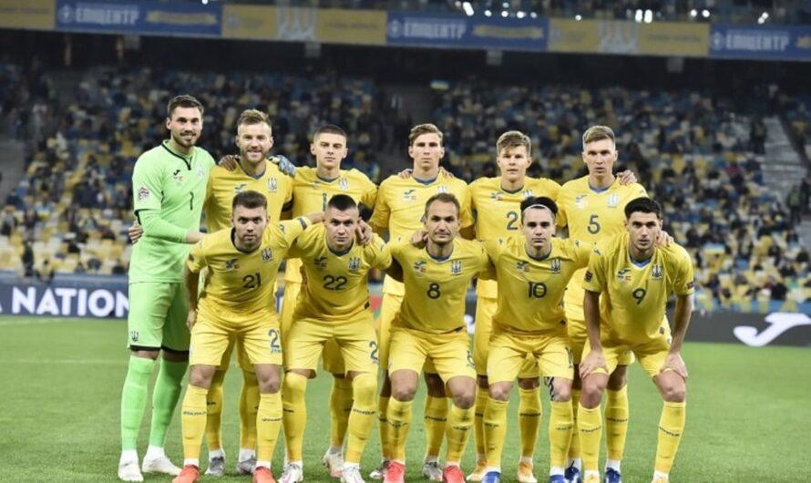 Украинская сборная зафиксировала 125 победу в своей истории