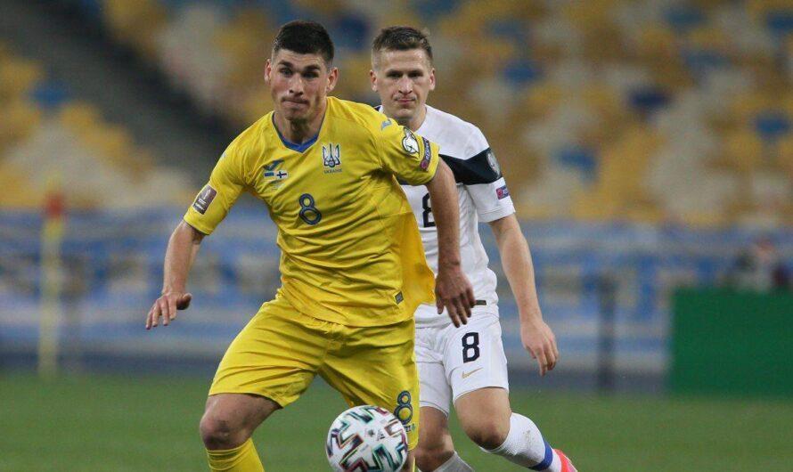 InStat признал Руслана Малиновского лучшим игроком сборной Украины