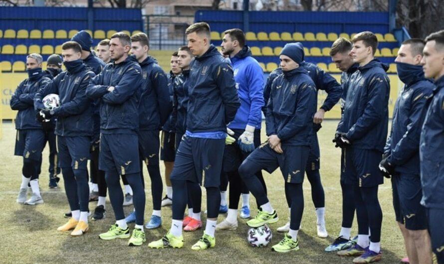 Все игроки сборной Украины сдали отрицательные тесты на COVID-19