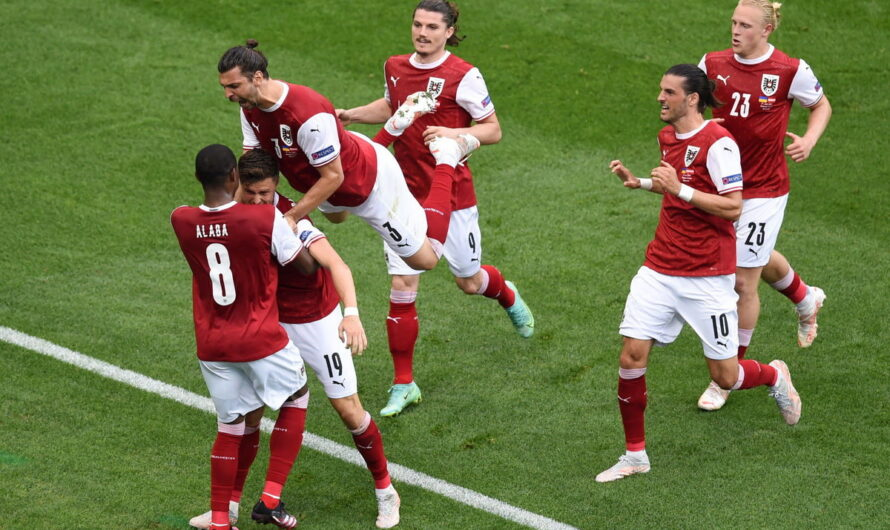 Сборная Украины минимально проиграла Австрии и практически потеряла шансы на плей-офф Евро