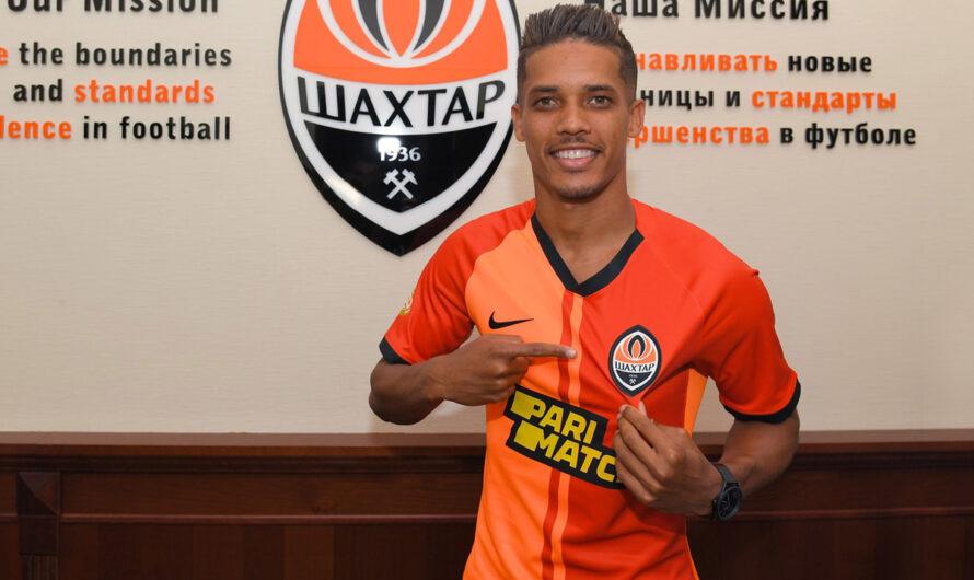 Официально: Педриньо подписал пятилетний контракт с «Шахтером»