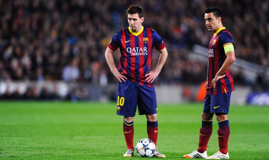 Хави: «Месси и «Барселона» нужны друг другу»