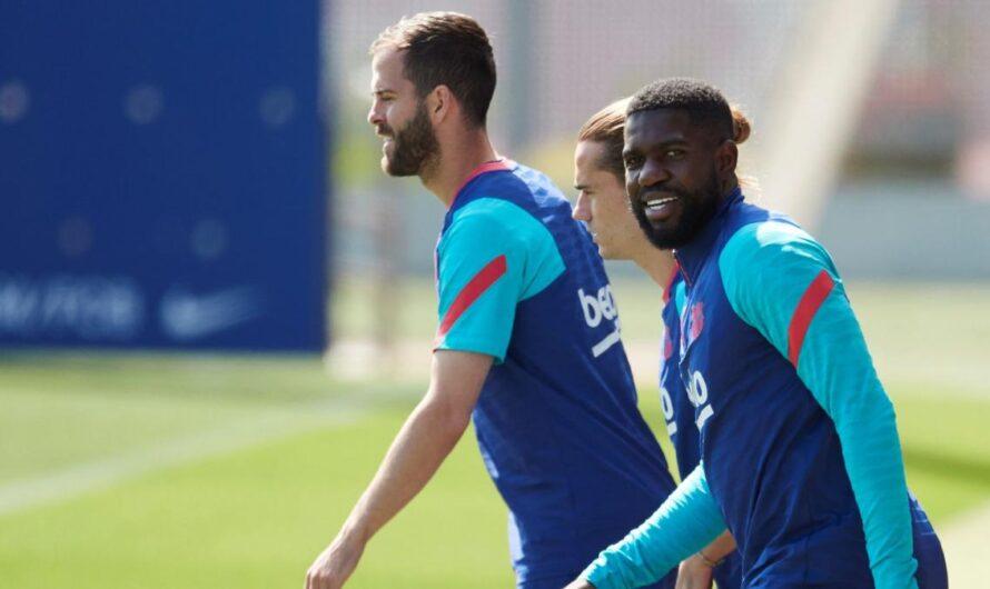 Mundo Deportivo: «Барселона» выставила Пьянича и Умтити на продажу